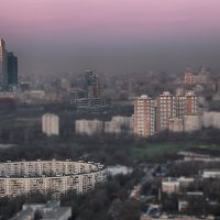 Москва выборочная :: Николай Алёхин