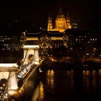 Вечерний Будапешт :: Евгений {K}