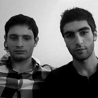 With friends :: Sabir Abdullayev