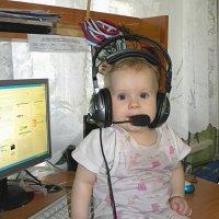 Радио-няня слушает)) :: @льга Б@р@дина