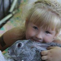 Кролики это не только ценный мех... :: Алексей Бойко