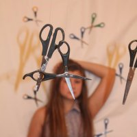 Летающие ножницы 2 :: Наталья Маленкина