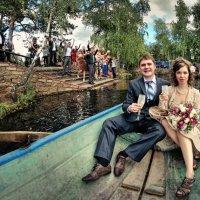 Свадебный фотограф :: Антон Летов