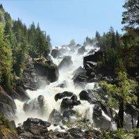 Панорама водопада Учар :: Виктор Ковчин