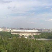 Панорама Москвы :: Сергей Францев