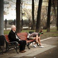 Пересечение времен :: Сергей Францев