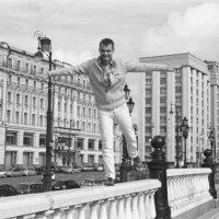 Прогулки по Москве :: Геннадий Подгола