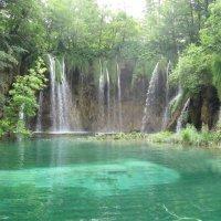 Плитвицкие озера и водопады :: Светлана Игнатьева
