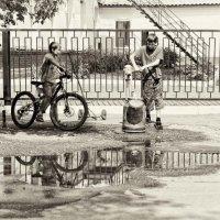 Лить воду 2 :: Андрей Селиванов