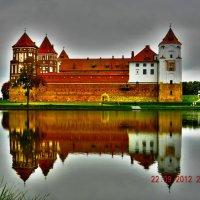 Мирский замок :: Liudmila Baryba