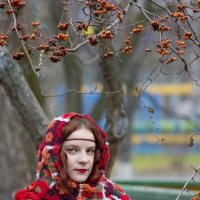 из россии с любовью :: Наталья Мунцева