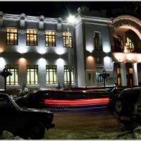Самарский дом культуры железнодорожников :: Сергей Кандауров