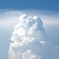 Облачный взрыв :: Владимир Анакин