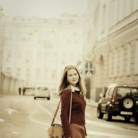Осенний город :: Polina Sladkova