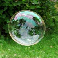 Пузырь :: Виктория Чурилова