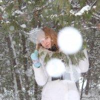 Зимняя прогулка))) :: Дарья Тимашева