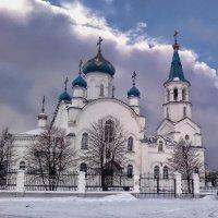 Церковь :: Валерий Молостов