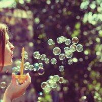 Bubbles :: Роман Ким