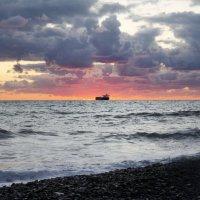 В ритме облаков теряясь.. :: Лоретта Санина