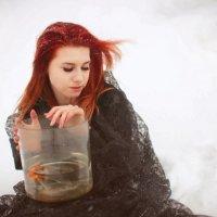Рыбка :: Елена Мережко