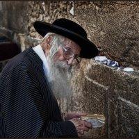 Иерусалим.Стена плача :: Михаил Левит