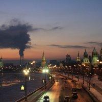 Столица зима 2011 :: Людмила Гиренко
