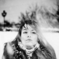 Зимний портрет :: Эдуард Альт