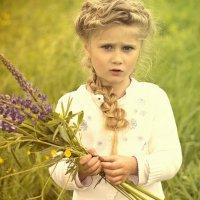 Маленькая Луиза :: Надежда Симакова