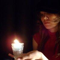 Пламя :: Людмила Шибарова