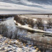 Пришла зима :: Владимир Зыбин