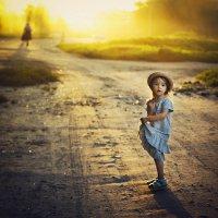 На солнечной дороге... :: Елена Ященко