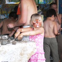 Детская изостудия на Грушинском :: Сергей Кандауров