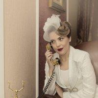 Звонок из дома :: Андрей Селиванов