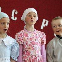 Певчие... :: Александр Волобуев