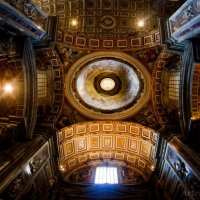 The Papal Basilica of Saint Peter in the Vatican :: Artem Ryzhykov