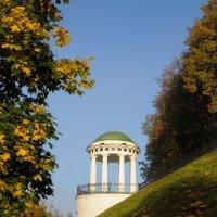 теплая осень :: сергей ершов