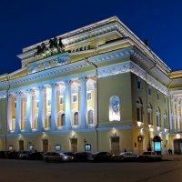 Александринский театр :: Олег Попков