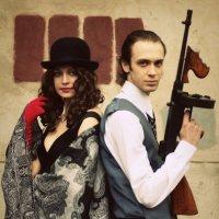 gangsters :: Alena Kramarenko