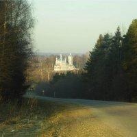 Церковь с. Андреевское на Лиге :: Валерий Щербаков