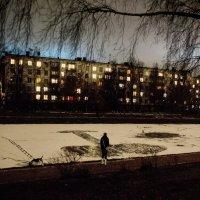 Девушка и крайняя зима :: Ильдар Ситдиков