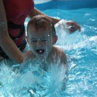 Не хочу купаться! :: Мария Косторева (Орлова)