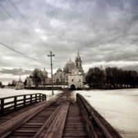 Нилово-Столобенская пустынь :: Дмитрий Булатов