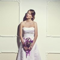 Реклама салона свадебных платьев :: Нина Соловьева