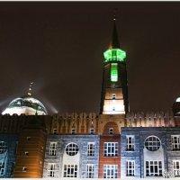 Главная мечеть Самары :: Сергей Кандауров