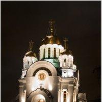 Храм Георгия Победоносца :: Сергей Кандауров
