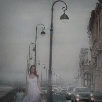 В городе дождей :: Alena Ldinka