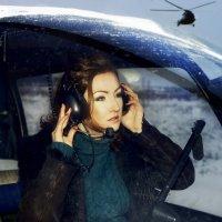 Опять в Красноярске пробки :: Юрий Маланин