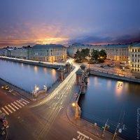 Мост Ломоносова :: Евгений Якушев