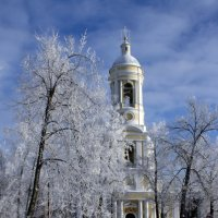 Фрагмент храма. :: Анна Тихомирова