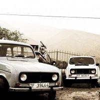 парковка в горах :: Ksenya Smirnova